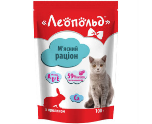 Вологий корм для котів